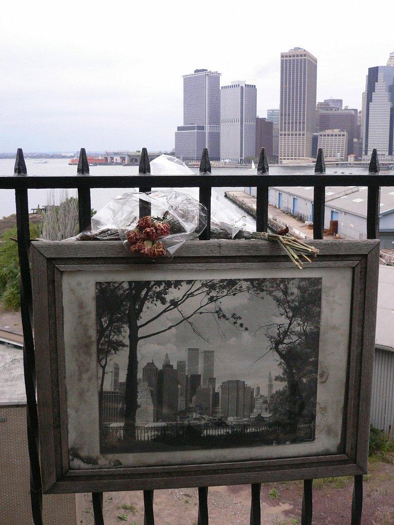 Gedenkstätte in Brooklyn, NY · Memorial in Brooklyn, NY