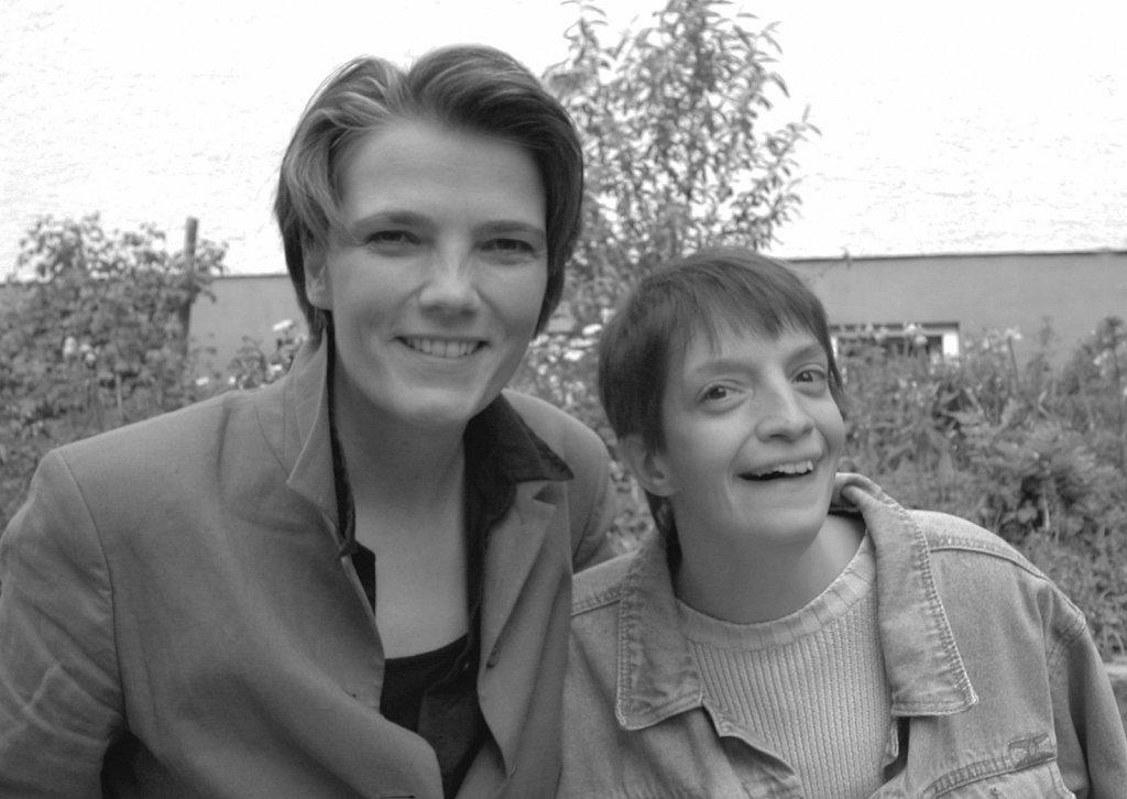 Anette und Caroline Becker