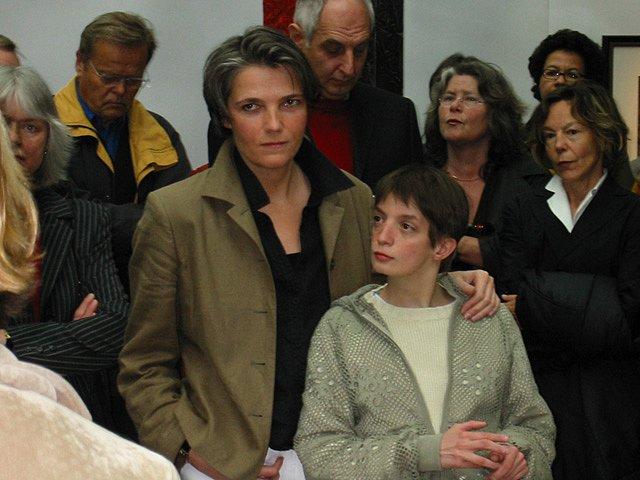 Vernissage Turm-Gallerie, 9. Mai 2004