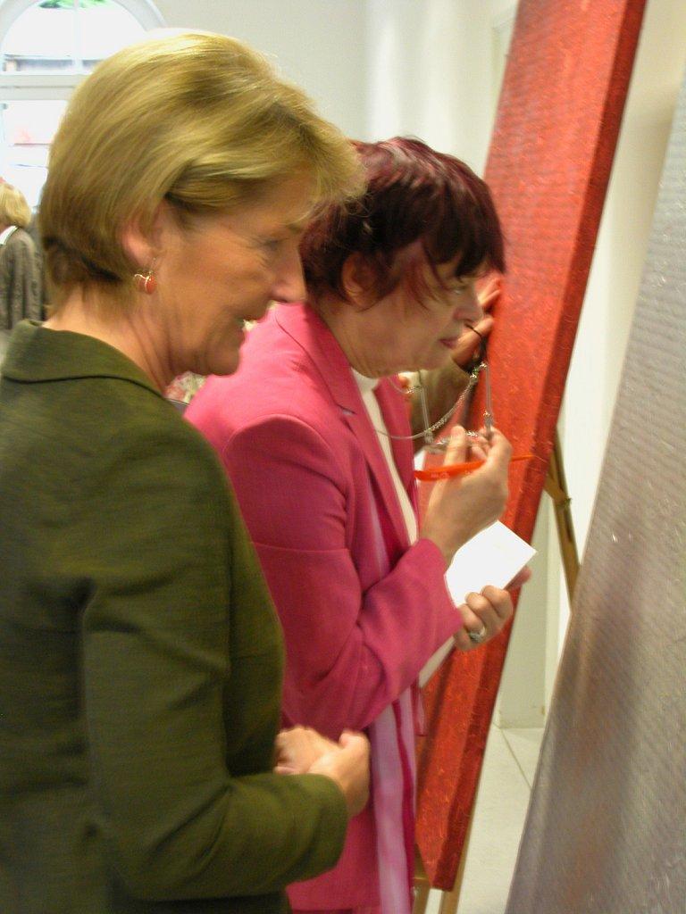 Ausstellung · exhibit in Bad Soden, 2004