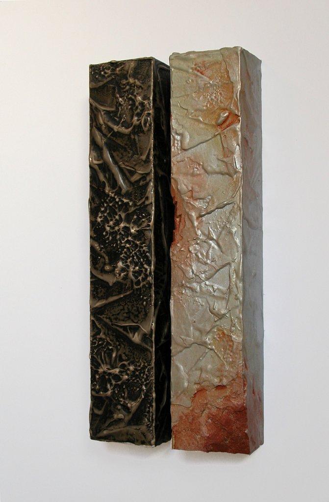 Paar, 2003, Skulptur · Couple / 2003 / sculpture