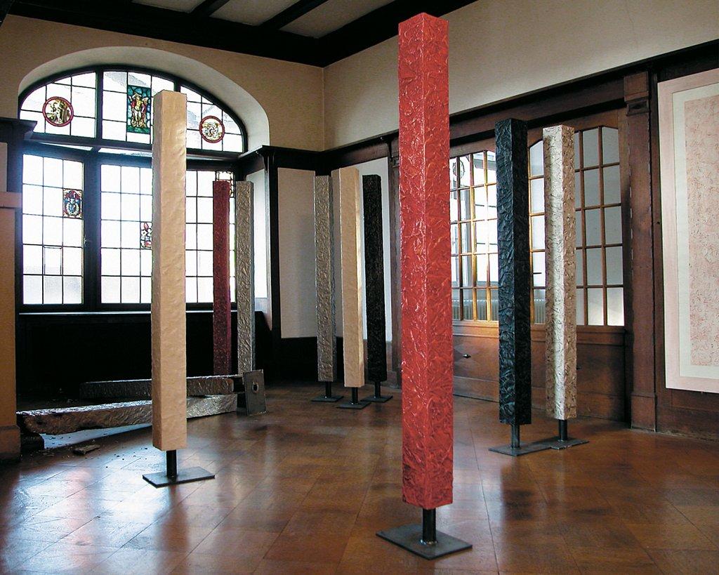 Ausstellung Graeger Stadtpalais, 2003 · Exhibit Graeger Villa, 2003