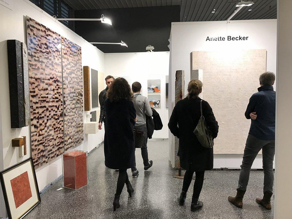 Discovery Art Fair Frankfurt, 2018